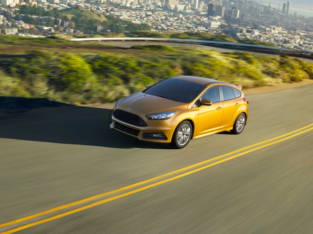 2017 Ford Focus ST Newark, CA 1FADP3L93HL255248