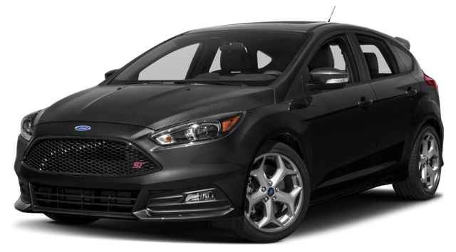 2017 Ford Focus ST Los Angeles, CA 1FADP3L92HL206087
