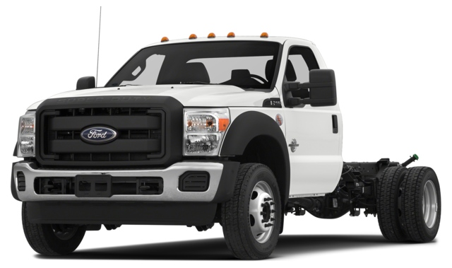 2016 Ford F-550 Los Angeles, CA 1FDUF5GT5GEC88958