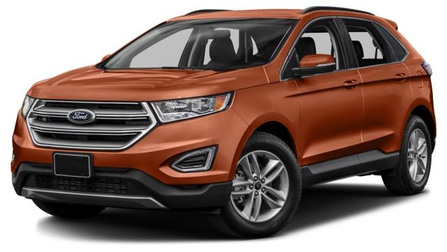 2017 Ford Edge Springfield, MO 2FMPK4K83HBB56560