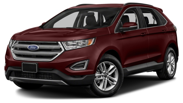 2017 Ford Edge Ames, IA 2FMPK4J9XHBB43170