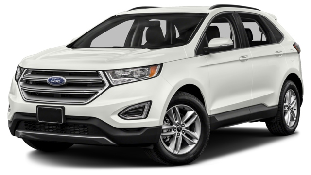 2017 Ford Edge London, KY 2FMPK4K91HBB35585
