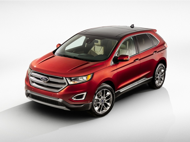 2017 Ford Edge East Greenwich, RI 2FMPK4J92HBB07960