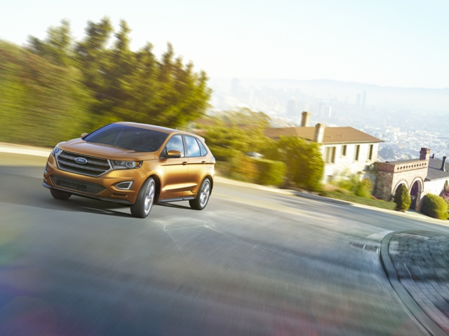 2017 Ford Edge Los Angeles, CA 2FMPK4AP9HBC55473