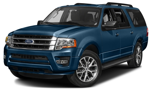 2017 Ford Expedition EL Round Rock, TX 1FMJK1HT5HEA35016