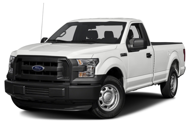 2017 Ford F-150 Los Angeles, CA 1FTMF1C81HKD72602