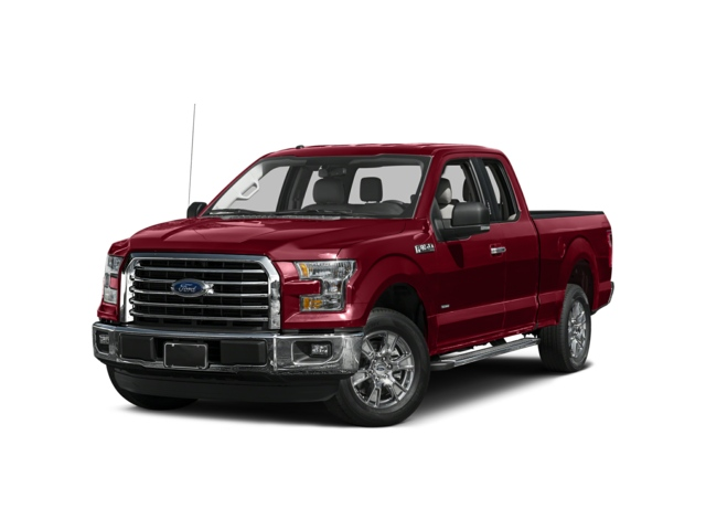 2017 Ford F-150 Los Angeles, CA 1FTEX1CF2HKE56234