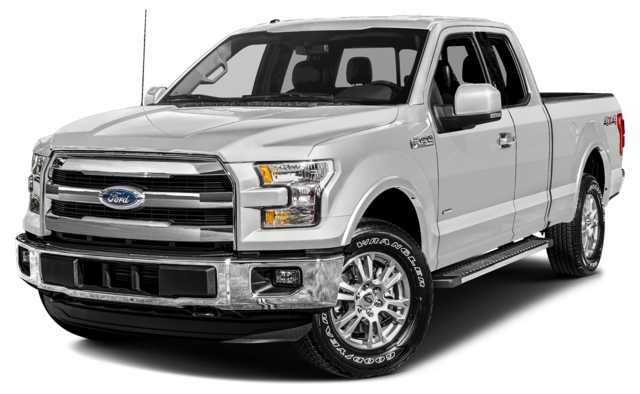 2016 Ford F-150 Anderson, IN  1FTEX1EP9GFB68028