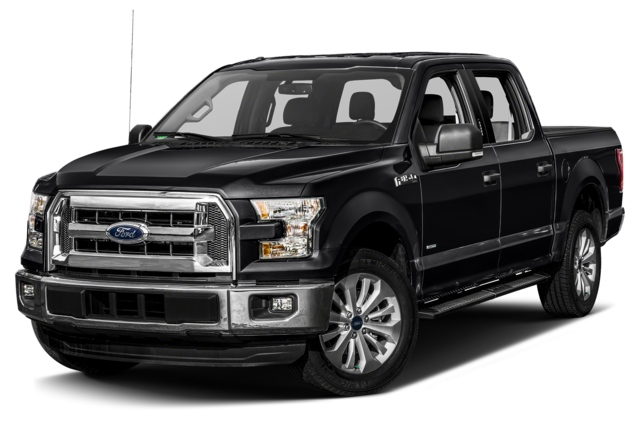 2017 Ford F-150 Los Angeles, CA 1FTEW1C81HKD18995
