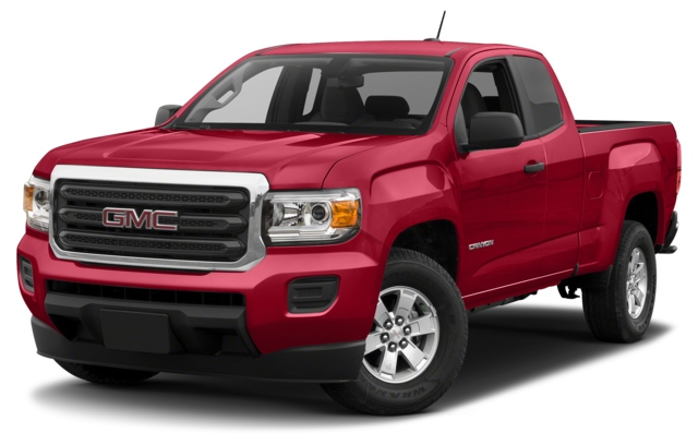 2017 GMC Canyon Anderson, IN 1GTH5BEA7H1271810