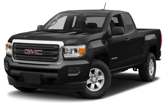 2016 GMC Canyon Morrow 1GTH5BEA2G1315016