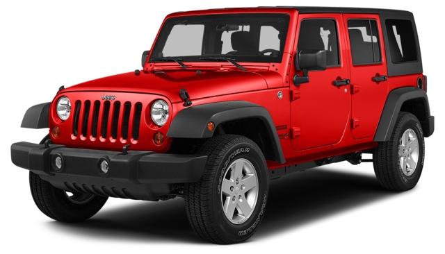 2015 Jeep Wrangler Unlimited Lee's Summit, MO 1C4BJWDG2FL509532