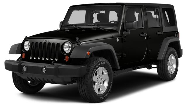 2015 Jeep Wrangler Unlimited Lee's Summit, MO 1C4BJWFG9FL511520