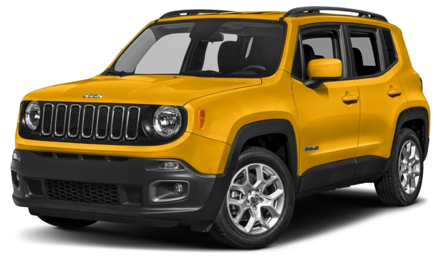 2017 Jeep Renegade Dover, OH ZACCJBBB7HPF29603
