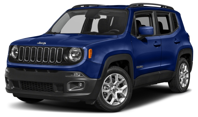 2017 Jeep Renegade Dover, OH  ZACCJBBB3HPF63022