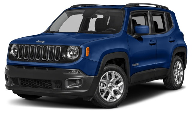 2017 Jeep Renegade Houston TX ZACCJABB8HPF10584
