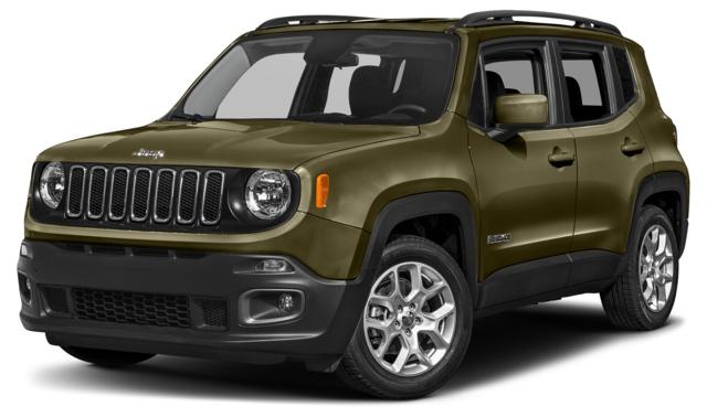 2017 Jeep Renegade Dover, OH ZACCJBBHXHPE93510