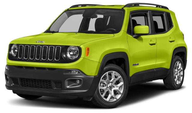 2017 Jeep Renegade Houston TX ZACCJABB7HPF06154