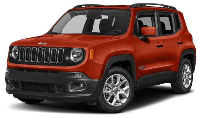 2016 Jeep Renegade Columbus, IN ZACCJABT5GPE39030