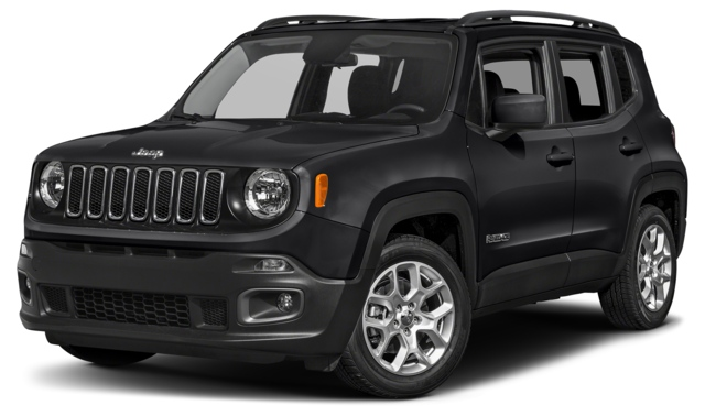 2017 Jeep Renegade in Williston,ND ZACCJBBB2HPF23725