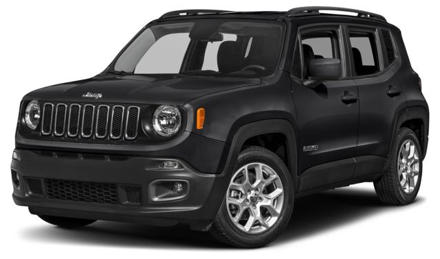 2017 Jeep Renegade Seymour, IN ZACCJBBB0HPF25554