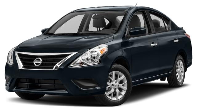 2017 Nissan Versa Carrollton, GA  3N1CN7AP1HL850644