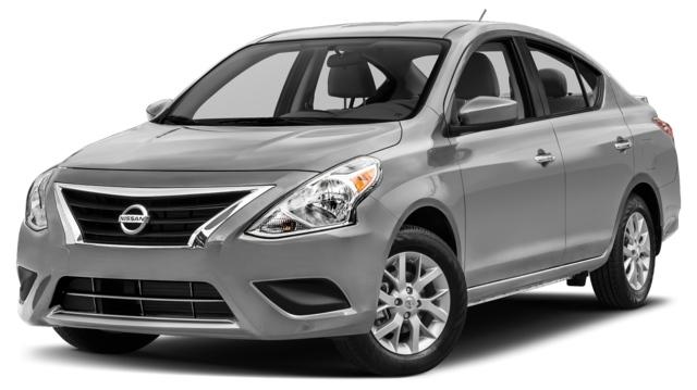 2017 Nissan Versa Pikeville, KY 3N1CN7AP5HL904608