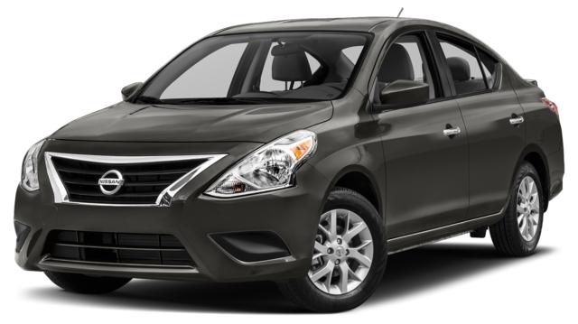 2017 Nissan Versa Montrose, CO 3N1CN7AP0HK442867