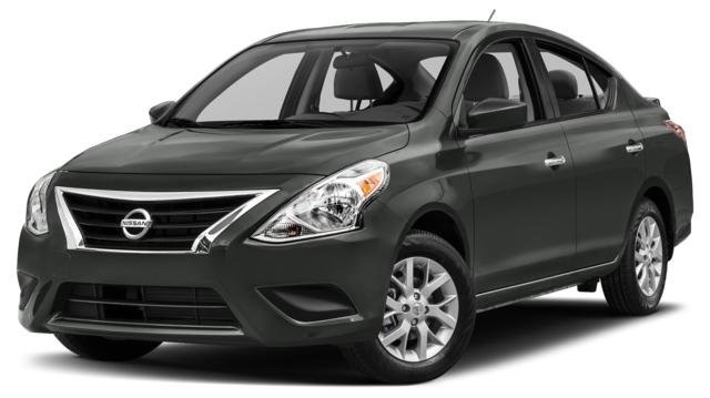 2017 Nissan Versa Pocatello, ID 3N1CN7AP1HL866326