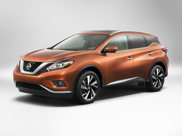 2017 Nissan Murano The Dalles, OR 5N1AZ2MH1HN149551