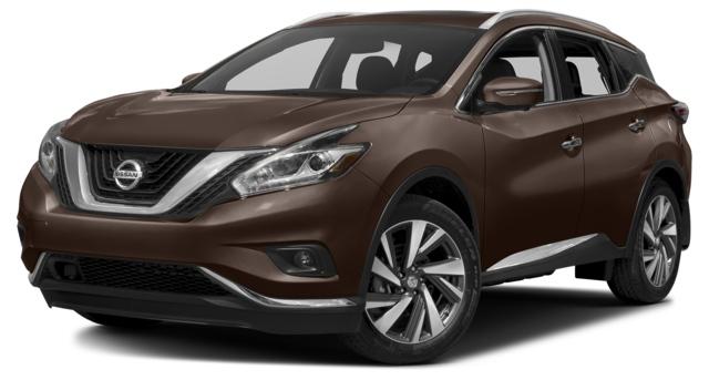 2016 Nissan Murano San Antonio, TX, 5N1AZ2MH2GN127167