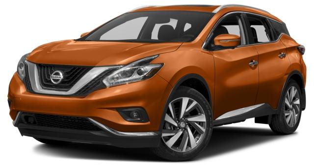 2017 Nissan Murano Nashville, TN 5N1AZ2MG5HN152220