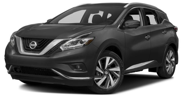 2017 Nissan Murano Nashville, TN 5N1AZ2MG6HN166546