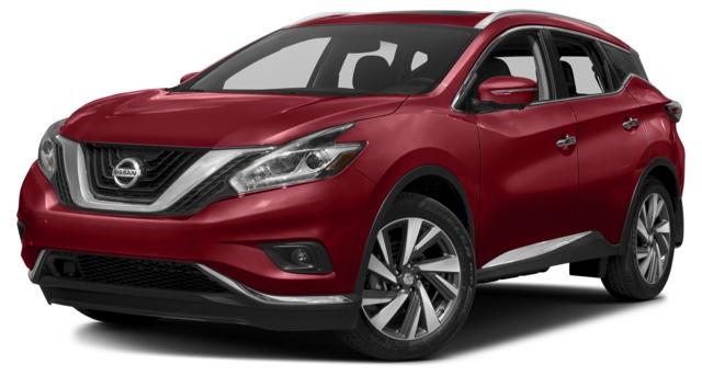 2017 Nissan Murano Nashville, TN 5N1AZ2MG4HN139068