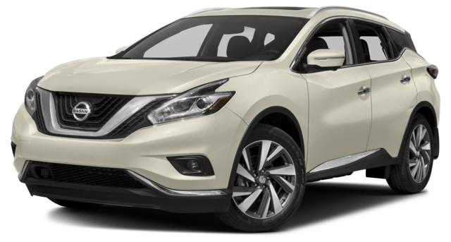 2017 Nissan Murano Nashville, TN 5N1AZ2MG5HN148796