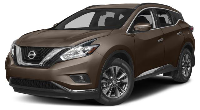 2017 Nissan Murano Napa, CA 5N1AZ2MH7HN135248