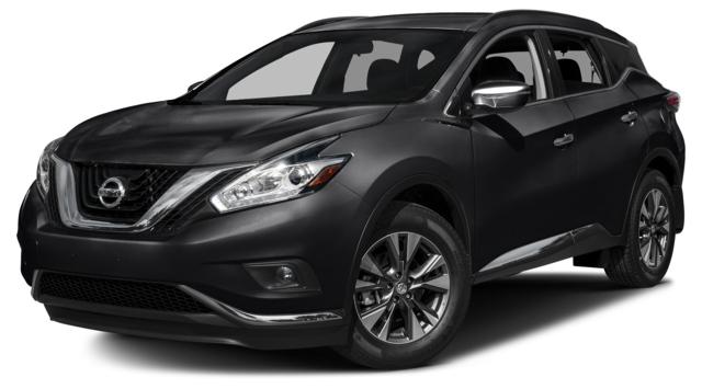 2017 Nissan Murano Nashville, TN 5N1AZ2MG6HN163971