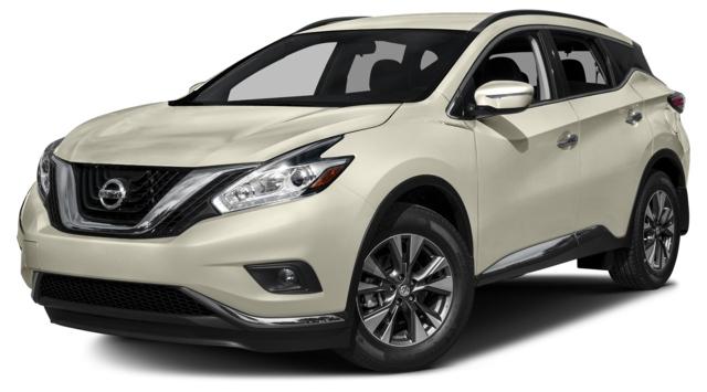 2017 Nissan Murano Pocatello, ID 5N1AZ2MH2HN155102