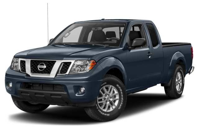 2017 Nissan Frontier Pikeville, KY 1N6AD0CW0HN717311