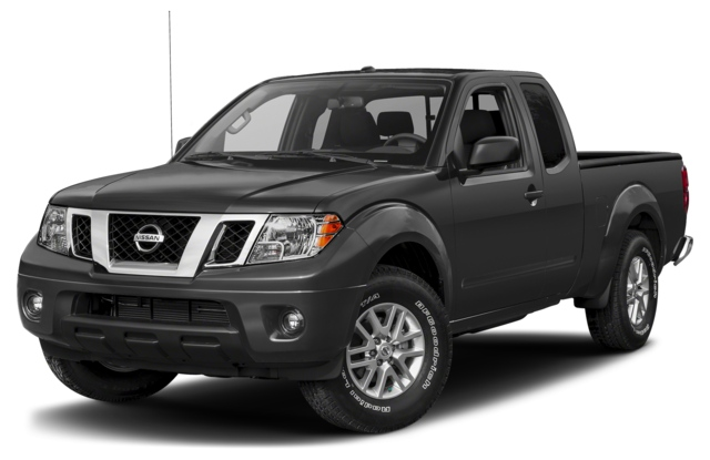 2017 Nissan Frontier Lexington 1N6BD0CT6HN732440