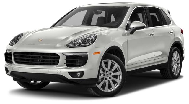 2017 Porsche Cayenne Sarasota, FL WP1AB2A21HLA52675