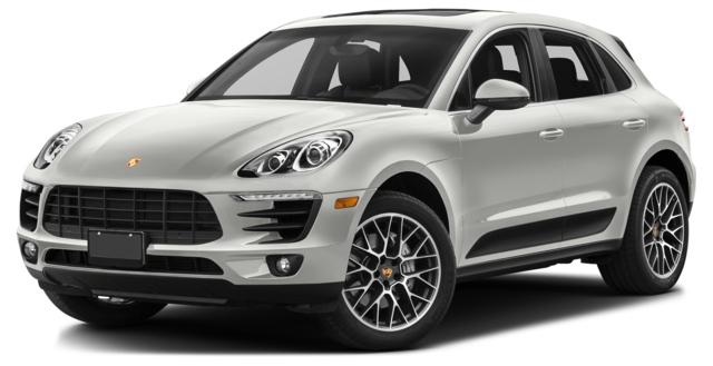 2017 Porsche Macan Sarasota, FL WP1AB2A51HLB15994