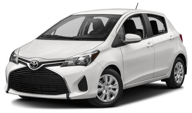2017 Toyota Yaris Florence, KY VNKKTUD35HA071915