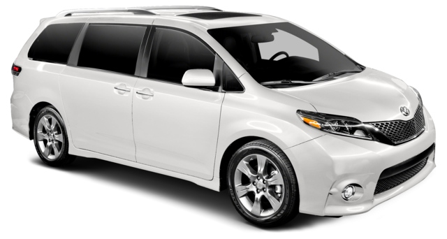 Alamogordo Nm 2015 Toyota Sienna Se Premium 8 Passenger