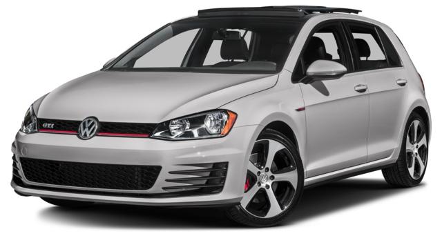 2017 Volkswagen Golf GTI Inver Grove Heights, MN 3VW4T7AU6HM040818