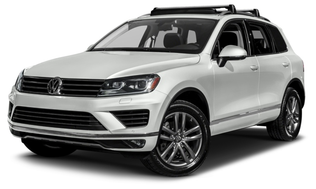 2016 Volkswagen Touareg Inver Grove Heights, MN WVGEP9BP0GD003298