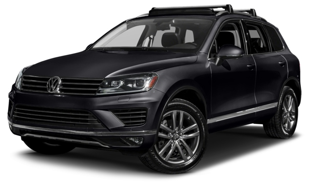 2017 Volkswagen Touareg Inver Grove Heights, MN WVGEF7BP6HD002827