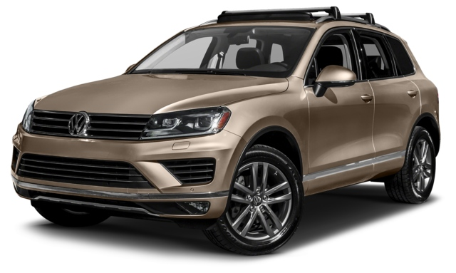 2017 Volkswagen Touareg Sarasota, FL WVGEF7BP1HD005683