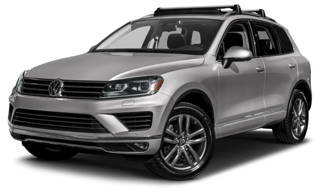 2016 Volkswagen Touareg Inver Grove Heights, MN WVGEP9BP8GD002366