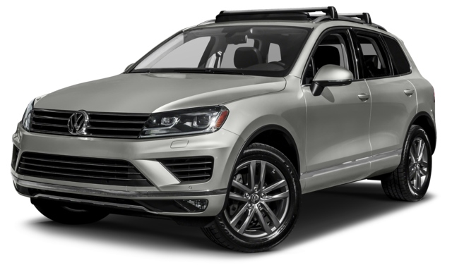 2016 Volkswagen Touareg Iowa City, IA WVGEP9BP5GD003734
